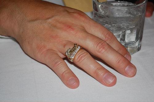 Frankie's ring
