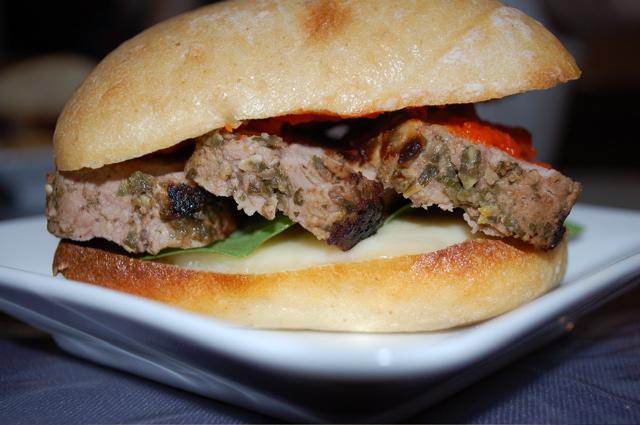 Tenderloin sandwiches